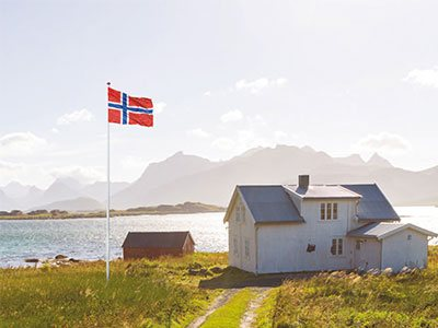 Norsk hus